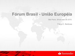 Santander no Brasil