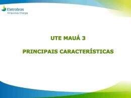Slide 1 - Eletrobras Amazonas Energia
