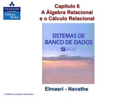 EN [06] A álgebra e o cálculo relacional
