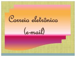 Apresentação Correspondência Oficial