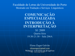 equivalente - Universidade do Porto