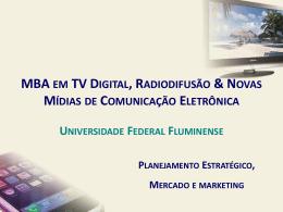 - Departamento de Engenharia de Telecomunicações