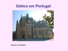 Gótico em Portugal
