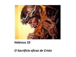 Hebreus 1 A Revelação do Cristo e a sublime salvação