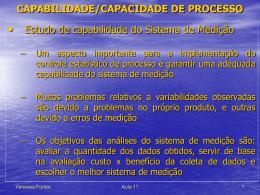Aula11 - Sistema de Medição