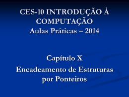 CES-10 Prática Cap 10