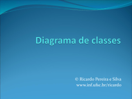 04 Diagrama de classes