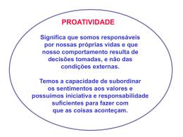 LIDERPROATIVO - Universidade Castelo Branco