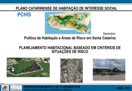 Slide 1 - Governo do Estado de Santa Catarina