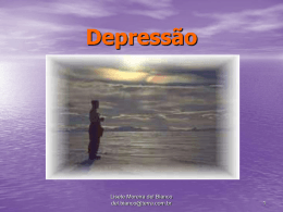 Depressão - Objetivo Sorocaba