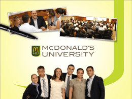 case universidade do hamburguer