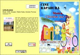 Cine Rapadura Cinema Mambembe
