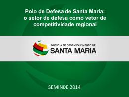 Polo de Defesa de Santa Maria