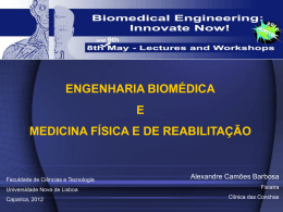 Biomedical Engineering and Physical Medicine