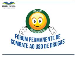 Apresentação Iniciativas - Prefeitura Municipal de Lençóis Paulista