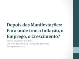 Conjuntura Internacional e o Brasil: Velhos Erros