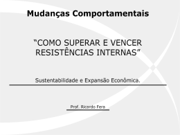 Slide 1 - Ricardo Fera