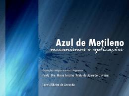 Azul de Metileno – Mecanismos e Aplicações
