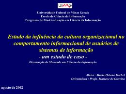 seminario dissert MH - Tupi :: Fisica/UFMG