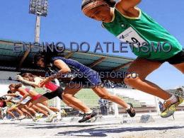 (um) atleta na