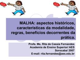 MALHA - Objetivo Sorocaba