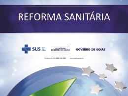 Reforma Sanitária
