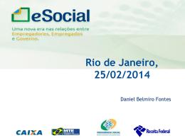 10H – Daniel Belmiro-Apresentação eSocial