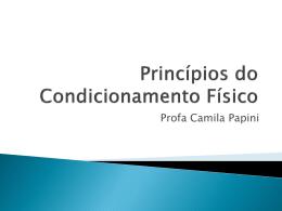 3 - Princípios do CF