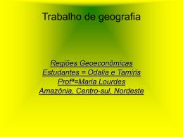Amazônia - brazsinigaglia