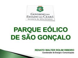 Parque Eólico de São Gonçalo