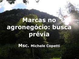 Curso básico: Marcas Michele Copetti - NUTE