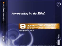 Cd-roms de ligação à Internet - Biblioteca Nacional de Portugal