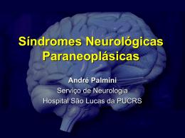 Dr. André Palmini - Síndromes Neurológica