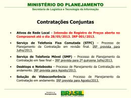 ContratacoesConjuntas