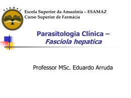 Fasciola-hepatica - Página inicial
