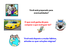 SOLUÇÃO PARTILHADA