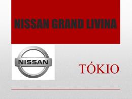 Treinamento Nissan Grand Livina ok