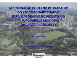 Veja a apresentação (em .pdf) exibida no encontro