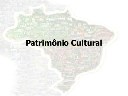 Patrimônio Cultural - Marista Centro
