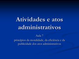 Aula_7 - Acadêmico de Direito da FGV