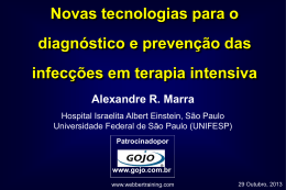 Slides das aulas - Webber Training