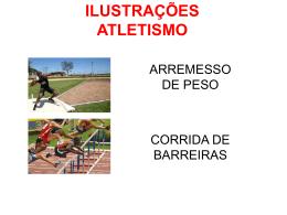 ILUSTRAÇÕES ATLETISMO - Colégio Salesiano Recife