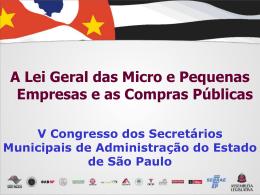 - V Congresso Administra São Paulo