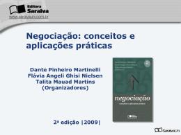 O planejamento para a negociação - Universidade Castelo Branco
