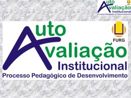 Comissão Própria de Avaliação SAI – Secretaria