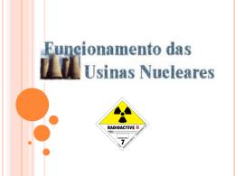 Usina Nuclear - 3ºs anos EM