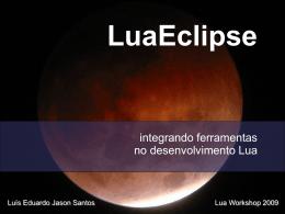 pt - Lua
