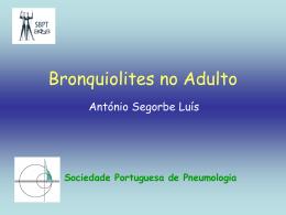 BRONQUIOLITES
