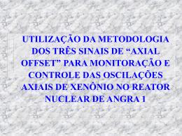 """(AO I ) """"Axial Offset"""""""