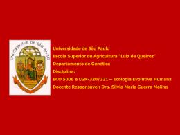 Interacao genes-cultura Antropologia